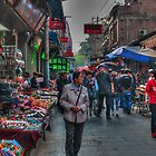 Xian Muslim Quarter - China 2012 by Susan Dost