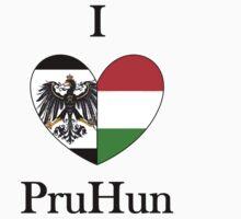 I Heart PruHun by SevLovesLily