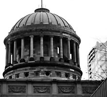 Supreme Court Dome by abocNathan