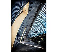 Avignon TGV Station Photographic Print
