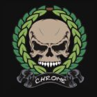Skull winner by Chrome Clothing