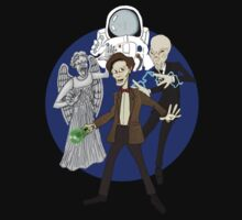 11th Doctor Kids Clothes