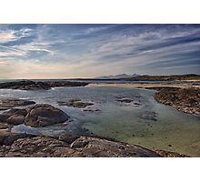 Sanna Bay, Ardnamurchan Photographic Print