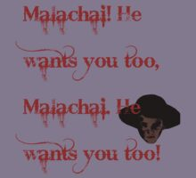 Malachai! He wants you too!  by MateoConord