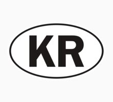 KR - Oval Identity Sign by Ovals