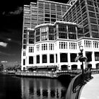 Canary Wharf # 7 by Dale Rockell