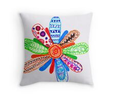 If Only I Could Have You In My Garden... Throw Pillow