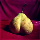 Pear Derrire by Kitsmumma