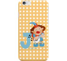 j for jongleur iPhone Case/Skin
