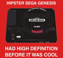 Hipster Sega Genesis Kids Clothes