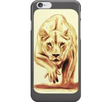 Hunting gently iPhone Case/Skin