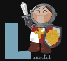l for lancelot Kids Clothes