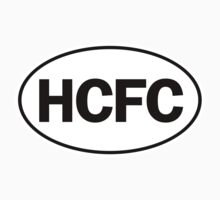 HCFC - Oval Identity Sign by Ovals