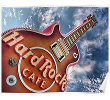 Hard Rock Cafe Las Vegas Poster