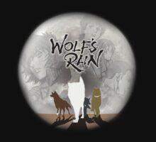 Wolf's Rain Cast by MegnxNeko