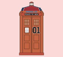 """""""The Dukes have the phonebox..."""" Kids Clothes"""