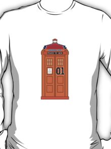"""""""The Dukes have the phonebox..."""" T-Shirt"""