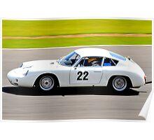 The Porsche Carrera Abarth No 22 Poster