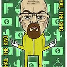 'Breaking Bad' Postcard  by chadkins