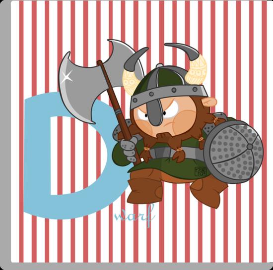 d for dwarf by alapapaju