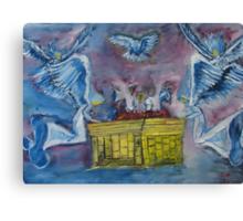 """Sacrifice Of Praise""  by Carter L. Shepard Canvas Print"