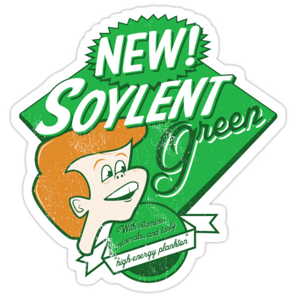 Soylent Green by synaptyx