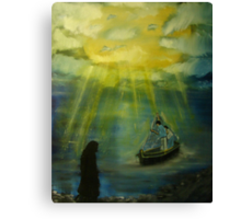 """""""The Calling""""  by Carter L. Shepard Canvas Print"""