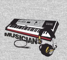 Musician by Chrome Clothing