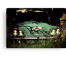 sticker price Canvas Print