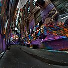 Croft Alley part1 by Gav Oliver