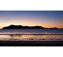 Dawn, South Mission Beach, Far North Queensland Photographic Print
