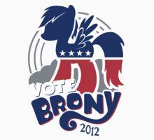 VOTE BRONY 2012 Kids Clothes