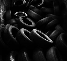The Tire Room by Jessica Britton