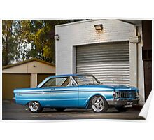 Dean's 1965 XP Ford Falcon Poster