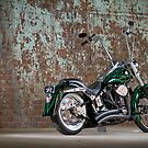 Anthony's Custom Harley Davidson by HoskingInd