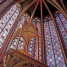 St Chapelle by S T
