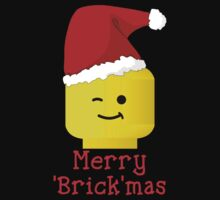 Santa Minifig - Merry 'Brick'mas by ChilleeW