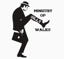 Ministry Of Silly Walks by saikokakabadze
