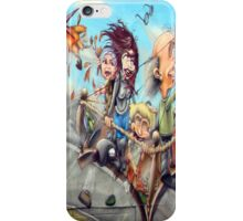 Berlin graffiti art iPhone Case/Skin