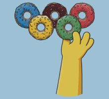 Homer Olympics by Adam Campen