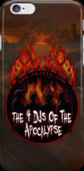 4DJOTA flaming design by 4djota