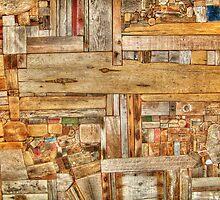 Wood Blocks by mrthink