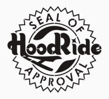 Hoodride seal of Approval by thatstickerguy