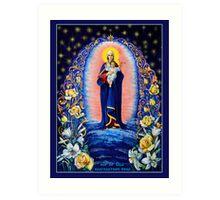 Blessed Heaven Art Print
