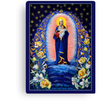 Blessed Heaven Canvas Print