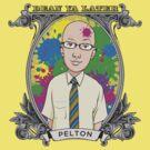 Dean Pelton by Tom  Ledin