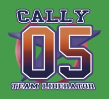 Team Liberator: CALLY T-Shirt