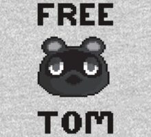 Free Tom Nook! by Josh Grilli