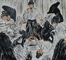 """""""Aikijutsu""""  by Carter L. Shepard by echoesofheaven"""