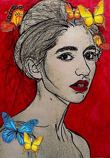 """BEBE 1 by Belinda """"BillyLee"""" NYE (Printmaker)"""
